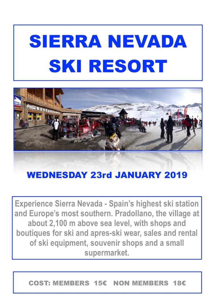 ski resort pdf